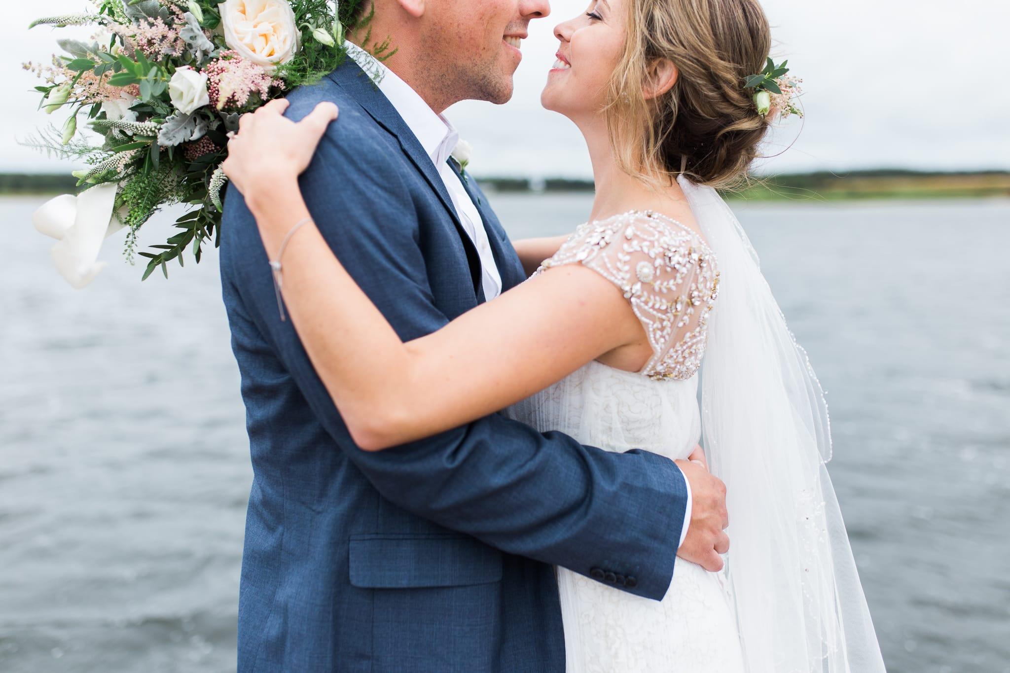 Alex & Pascale's Darnley Wedding